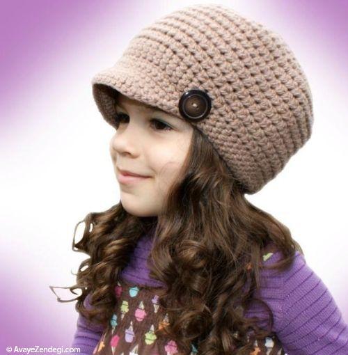 مدل کلاه بافتنی جدید ۲۰۱۵