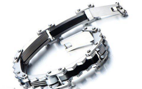 زیباترین مدلهای دستبند مردانه