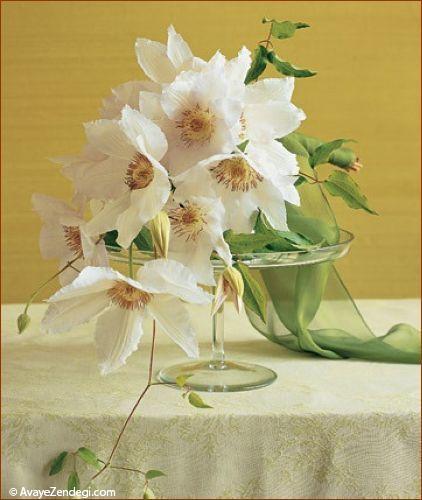 جدیدترین مدل های دسته گل عروس