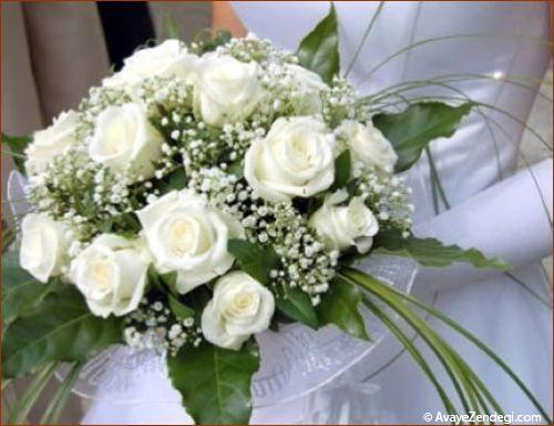 مدل های دسته گل عروس 2015