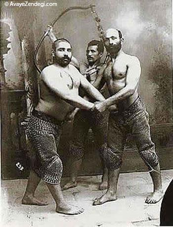 ورزش باستانی و زورخانه ای از کجا آمده؟