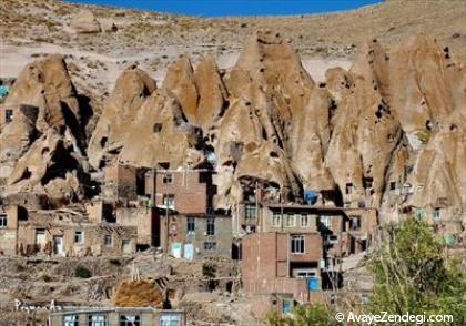 کندوان ؛ روستایی در دل کوه