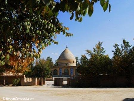 امامزاده دستگرد در شهرکرد