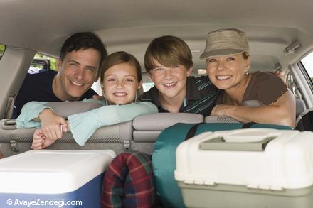 اگر می خواهید مسافرت به شما خوش بگذرد!