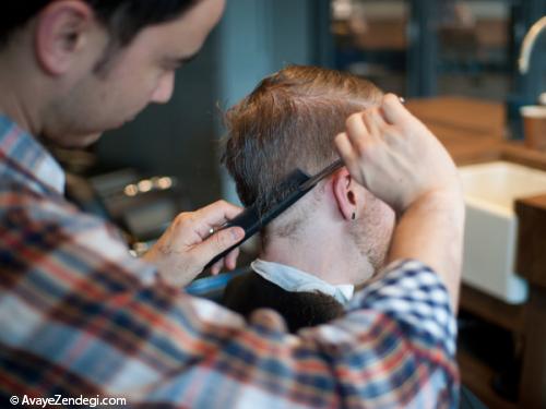 کوتاه کردن موی مردان را چه کسی مرسوم کرد؟