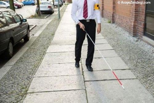 افراد معلول را دریابید
