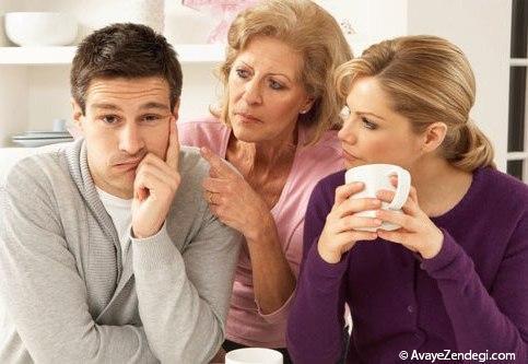 خانواده همسرتان را بشناسید