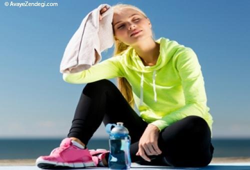 ۵ کاری که باید بعد از ورزش کردن انجام دهید