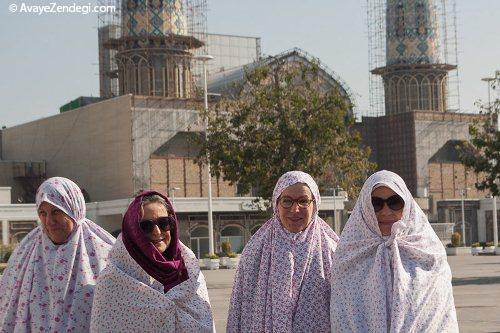 گردشگران خارجی، عاشق ایران شده اند