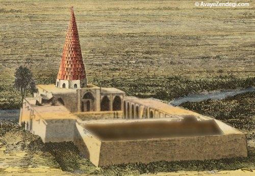 آرامگاه دانیال نبی کجاست؟