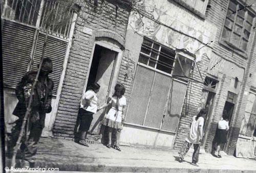 تاریخچه محله «شهر نو» در تهران