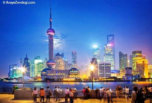 شانگهای بدون توقف (1)