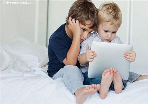 شورش تکنولوژی و شکل گیری خانواده های مجازی