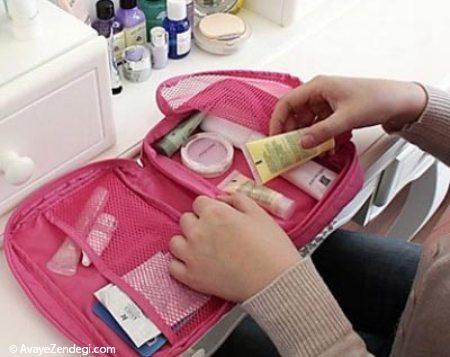 راهنمای چمدان بستن به سبک متخصصان پوست