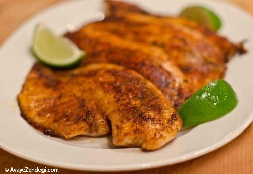 خاصیت های ماهی تیلاپیا برای بدن