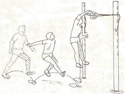 تمریناتی برای بهبود تکنیک اسپک در والیبال