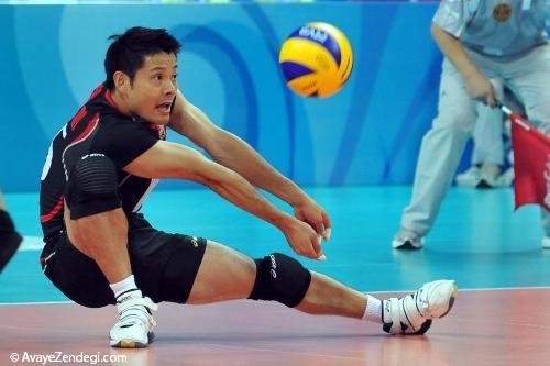 آموزش تکنیک ساعد در والیبال