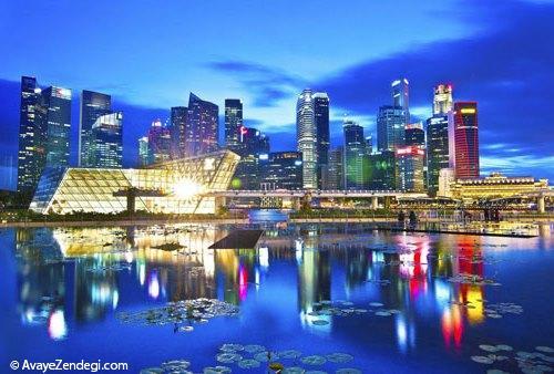 دیدنیهای سنگاپور؛ کشور آسمان خراشها