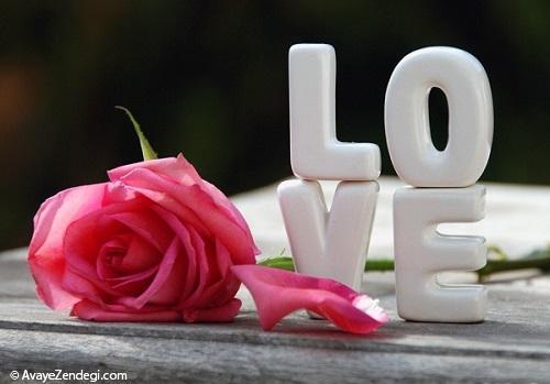 خواندن نامه عاشقانه در نزد معشوق