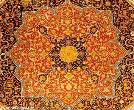 آشنایی با هنر فرش تبریز