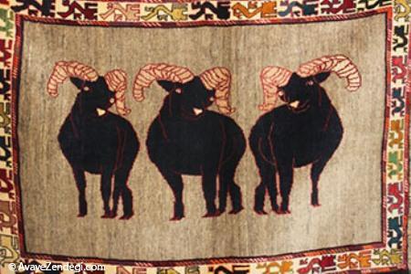 گبه، اثر هنری زنان عشایر