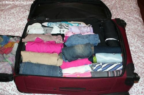کوله بار سفر باید شامل چه وسایلی باشد؟