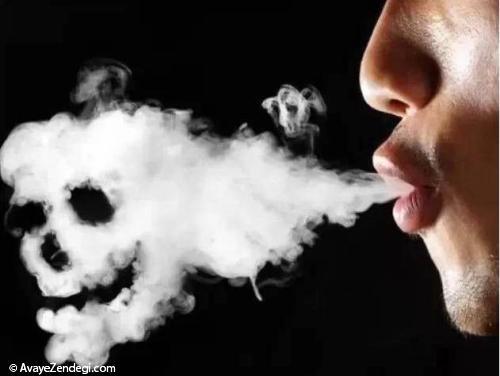 سیگار چند سال از عمر را به هدر می دهد؟