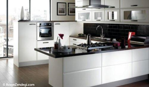 تجهیزات یک آشپزخانه مدرن را بشناسید