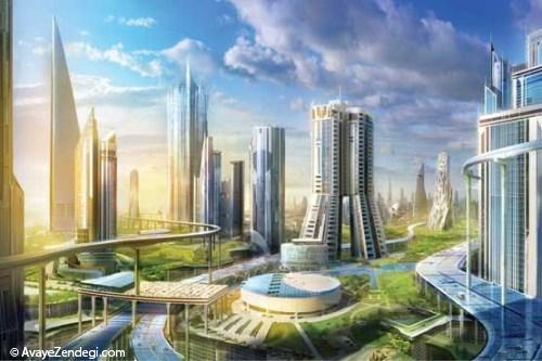 «شهرهای آینده»، غول های سبز شرق آسیا