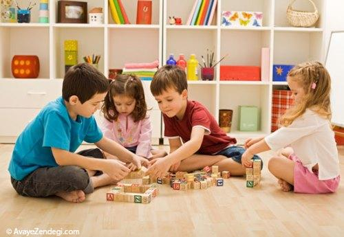 با این بازیها از بچهها نابغه بسازید