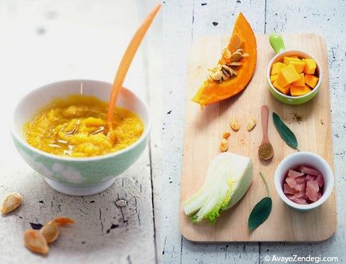 غذای کودک کم وزن را چگونه مقوی کنیم؟