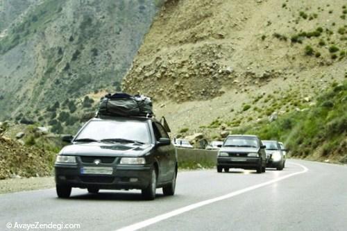 چگونه خودروی خود را در سفر های جاده ای تمیز نگه داریم؟