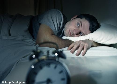 وقتی نمی توانید بخوابید، این کارها را انجام دهید!