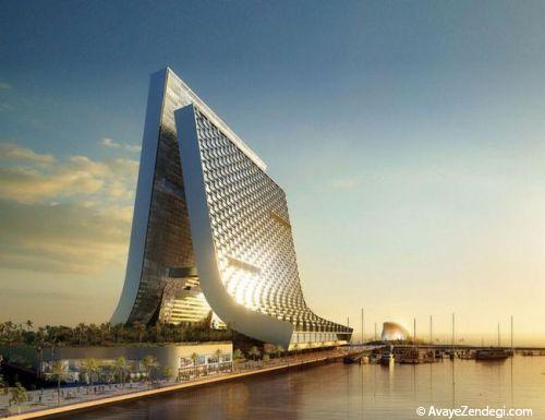 معماری شگفت انگیز ساختمان های مدرن
