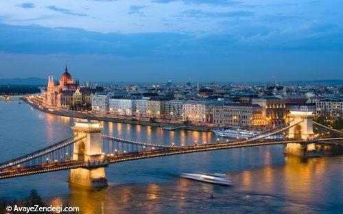 10 شهر زیبای جهان
