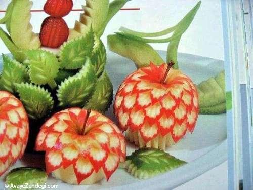 هنر میوه آرایی