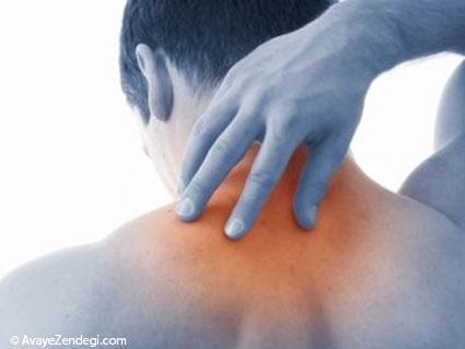 درد گردن و درمان آن در طب سنتی