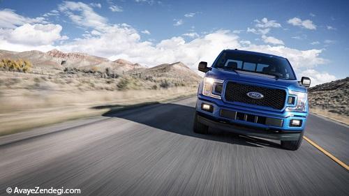 گالری تصاویری از Ford F-150